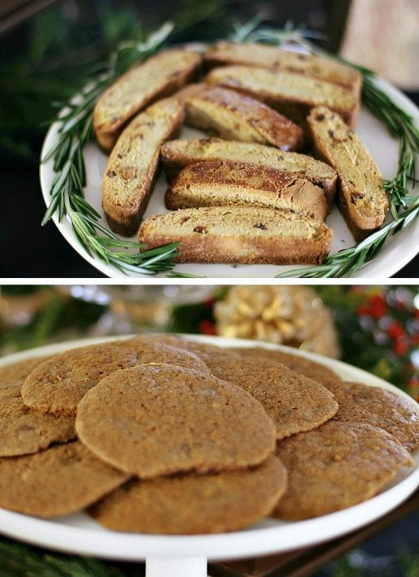 Holiday Cookie Exchange Party Menu on RecipeGirl.com