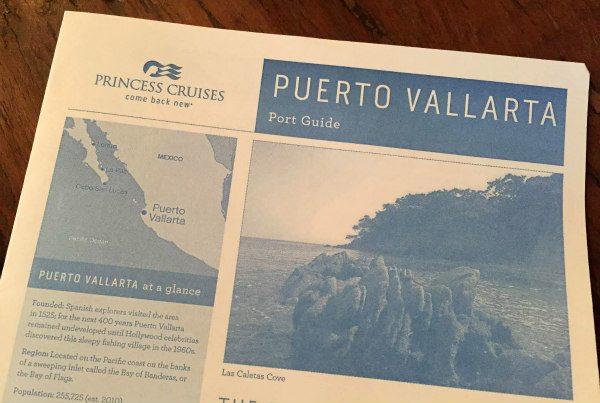 Princess Cruises excursions in Puerto Vallarta