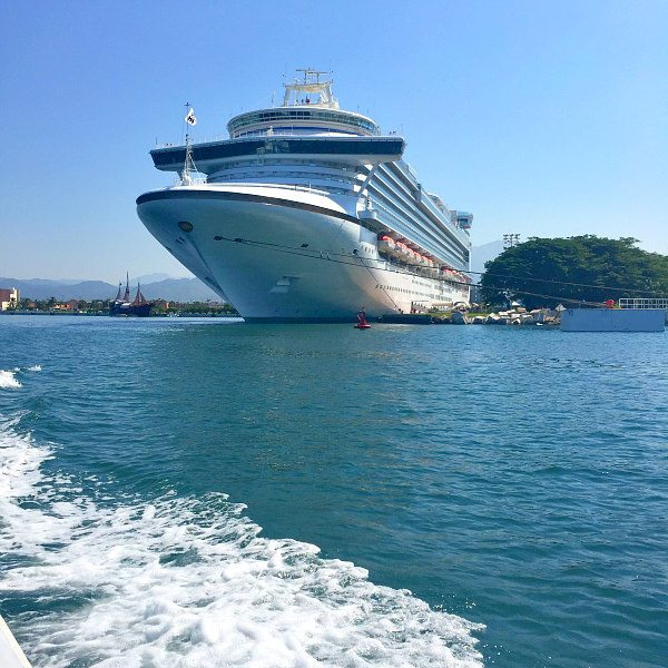 Princess Cruises Excursions in Puerto Vallarta on board The Ruby Princess