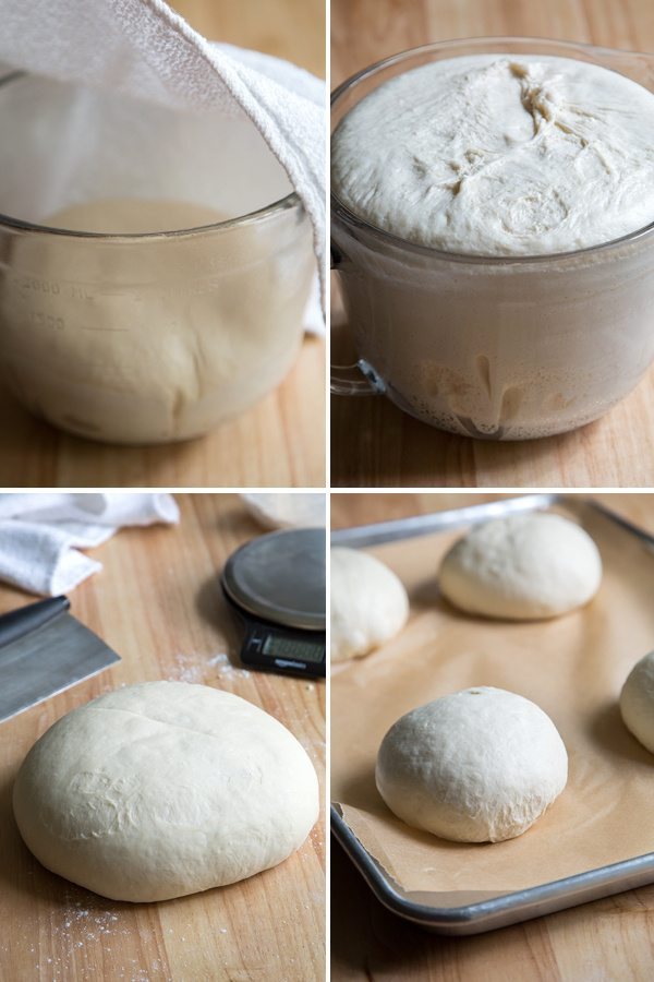Recipe for How to Make Homemade Bread Bowls - from RecipeGirl.com