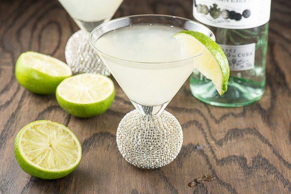 Classic Daiquiri Cocktail Recipe - from RecipeGirl.com