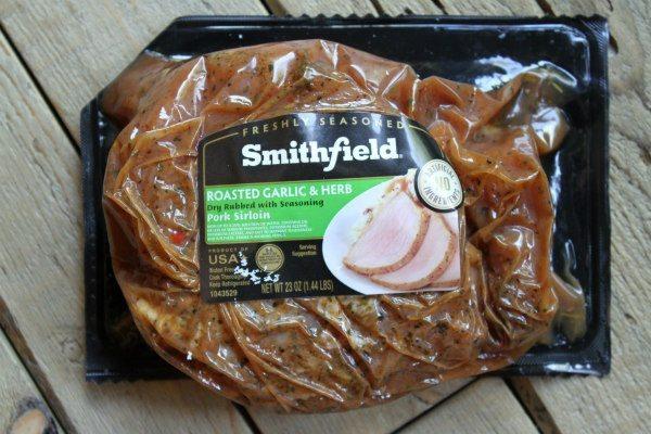 Roasted Pork Caprese Salad Recipe Girl