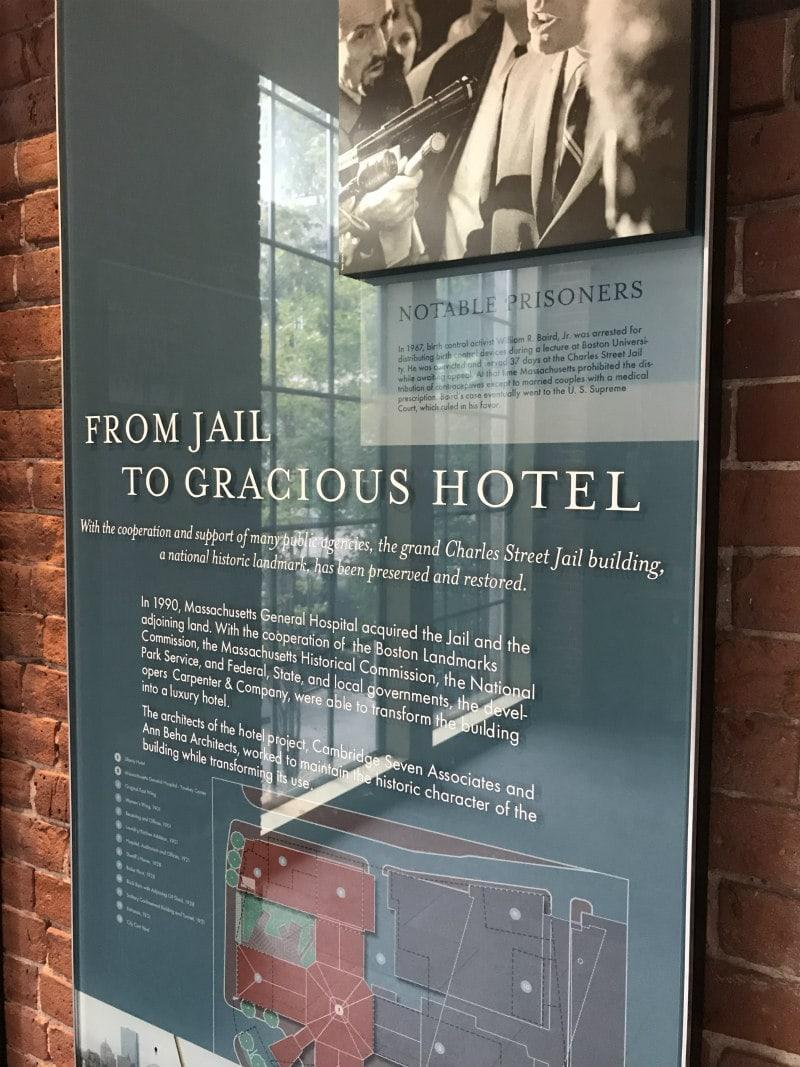 Liberty Hotel Boston - Description