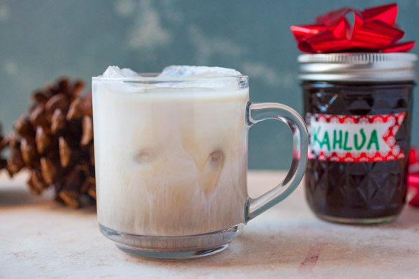 Homemade Kahlua liqueur recipe from RecipeGirl.com