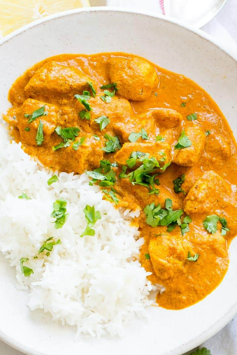 Indian Butter Chicken Recipe - Recipe Girl