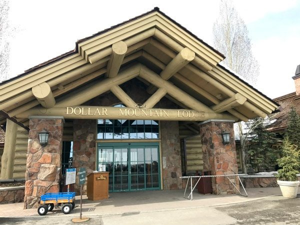 Dollar Mountain Lodge in Sun Valley, Idaho