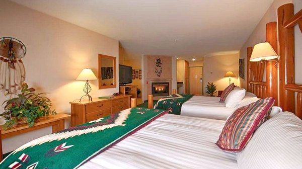 Best Western Kentwood Lodge Room in Sun Valley, Idaho