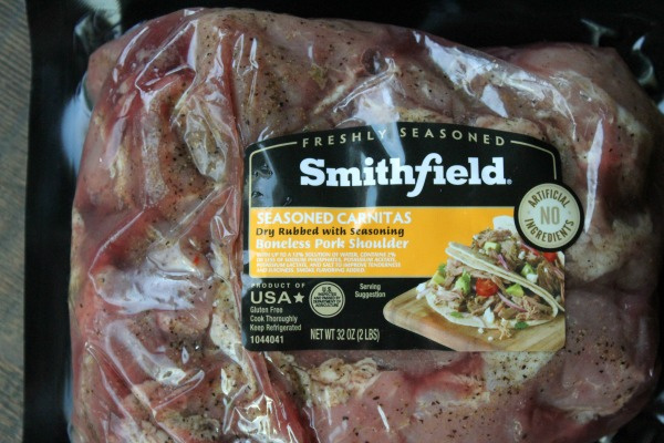 Smithfield Carnitas