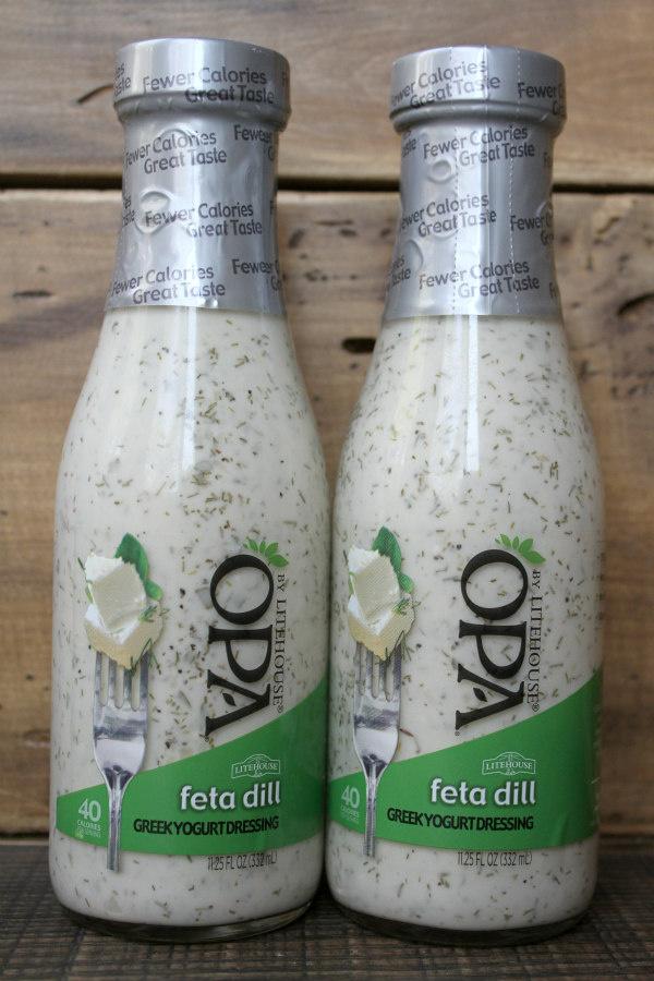 Litehouse OPA Feta Dill Salad Dressing