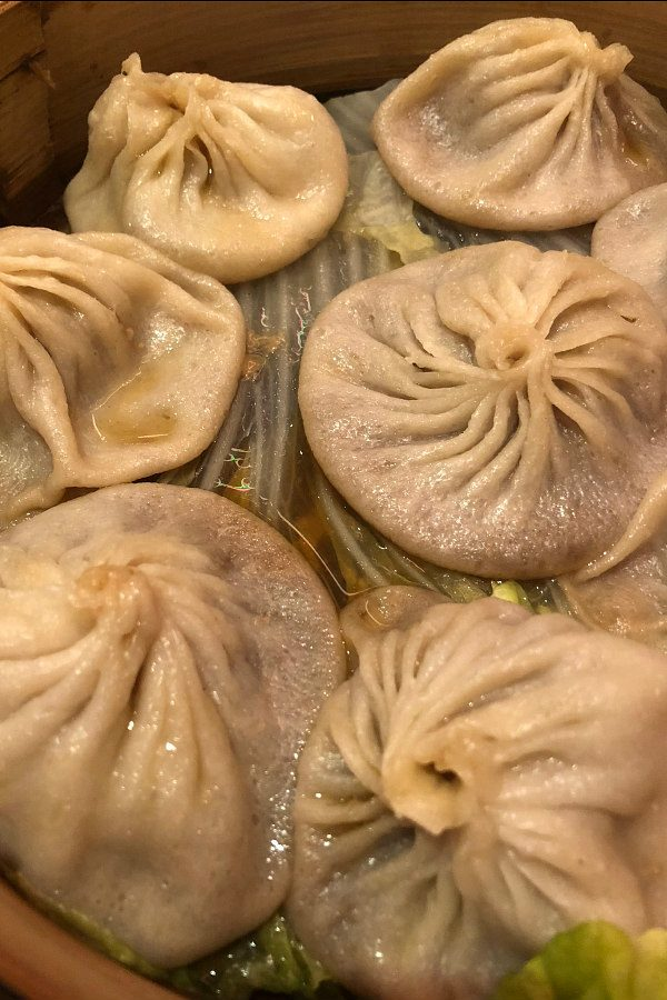 Joe's Shanghai Soup Dumplings