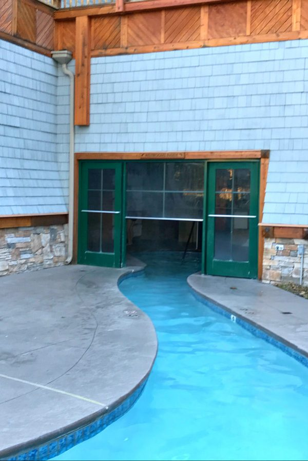 Hyatt Incline Village Nevada Pool
