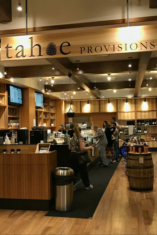 Hyatt Incline Village Nevada Tahoe Provisions