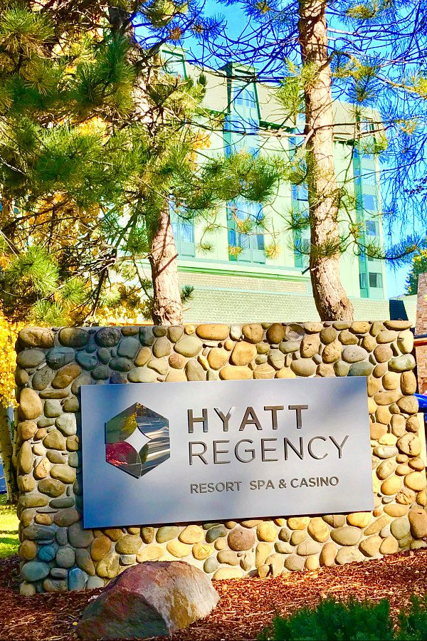 Hyatt Regency Incline Village Nevada