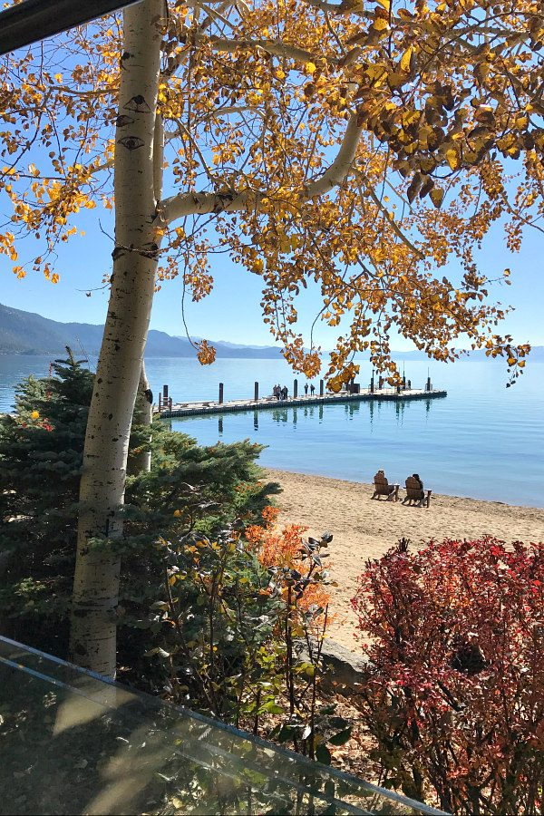 Hyatt Incline Village Nevada Private Beach