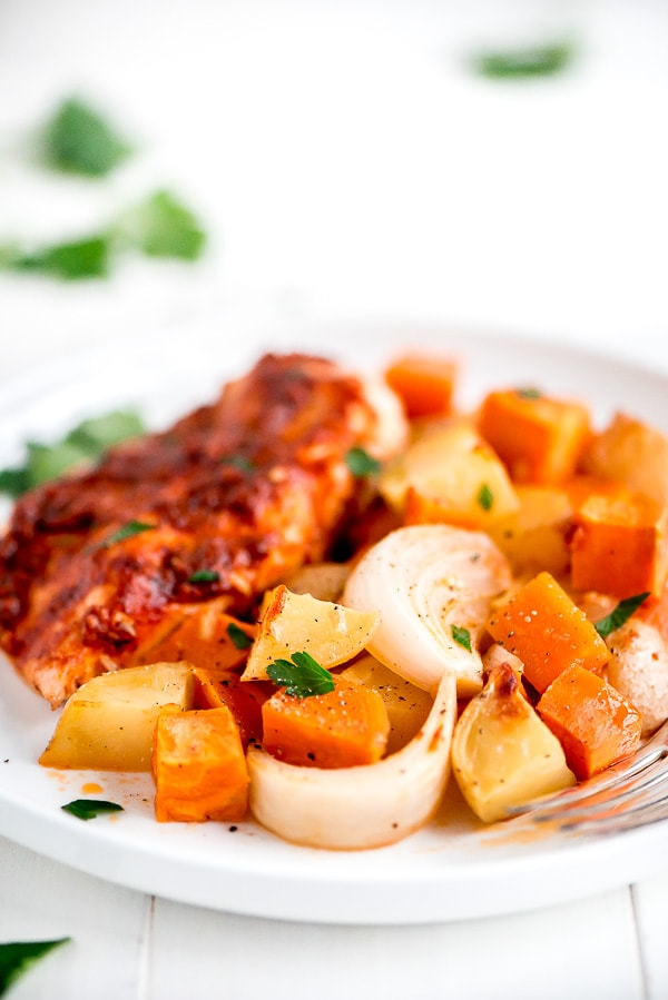 Paprika Chicken with Vegetables