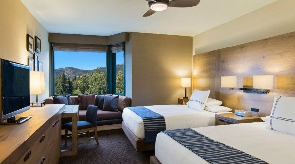 Hyatt Incline Village Nevada Guest Room