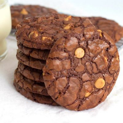 Chocolate Wows and Other Cookies