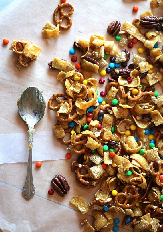Frito Snack Mix