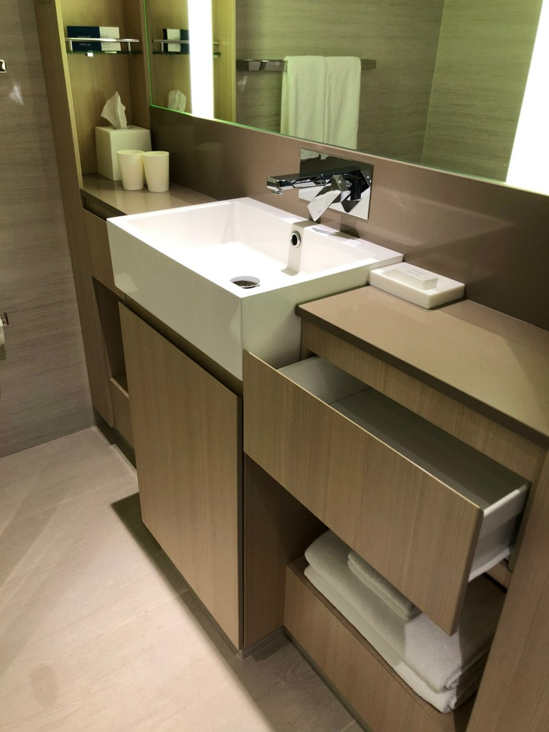 Bathroom on The Viking Star