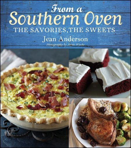From a Southern Oven cookbook cover image