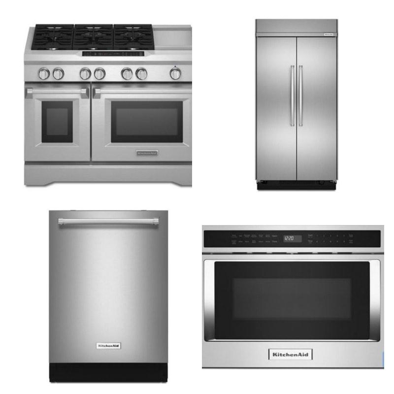 KitchenAid Appliances for Kitchen Remodel