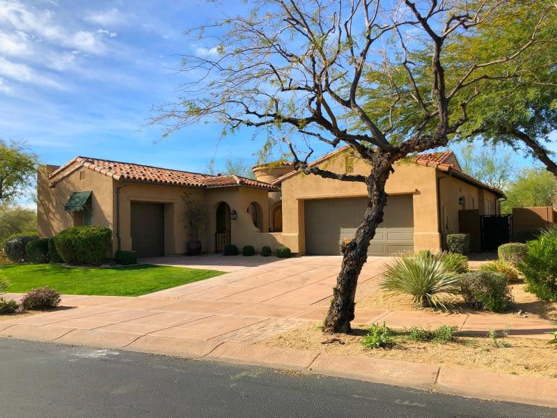 Home in Scottsdale, Arizona