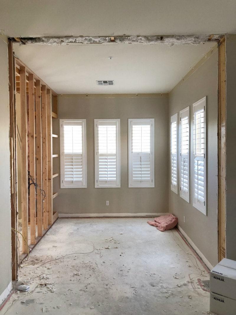 Master Bedroom Remodel in Scottsdale, Arizona