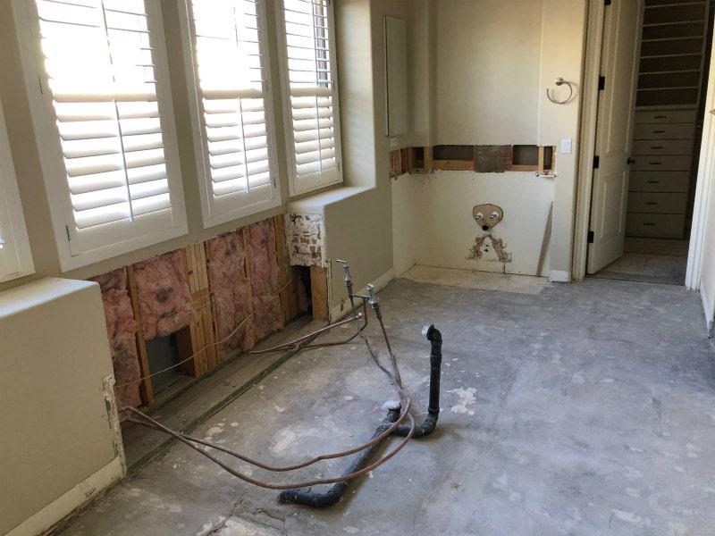 Master Bathroom Remodel in Scottsdale, Arizona