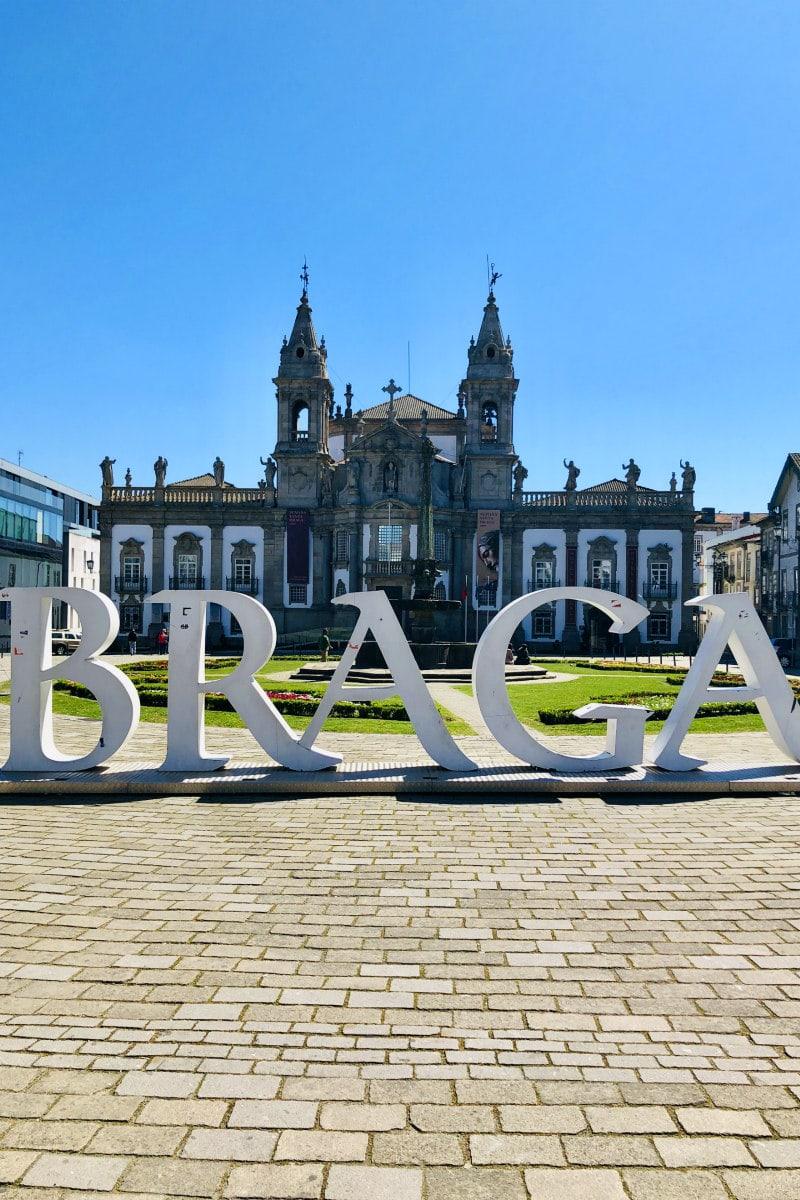 City Center of Braga