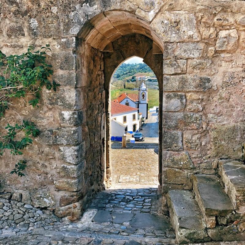 Road Trip to Portugal - Obidos