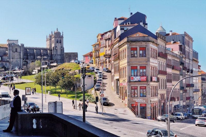 Porto Se in Porto, Portugal
