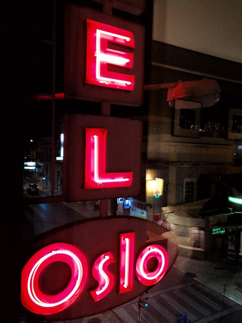 Hotel Oslo in Coimbra, Portugal