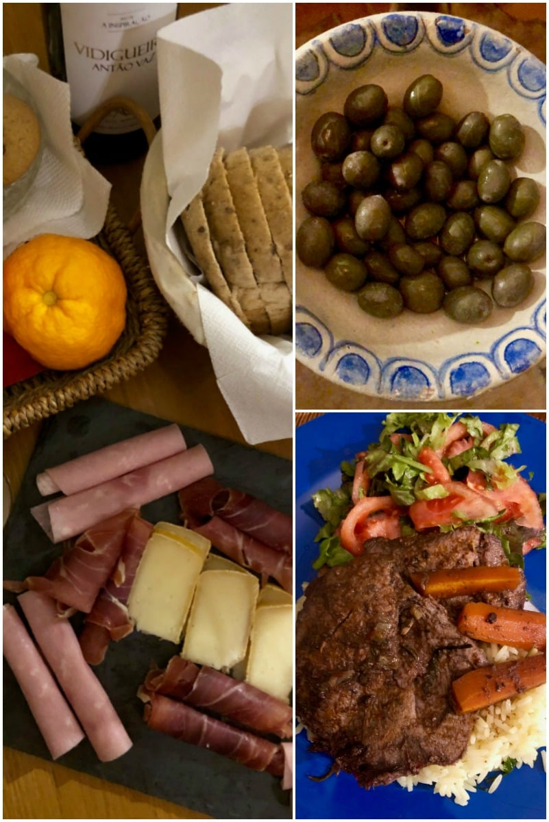 Food of Monsanto, Portugal