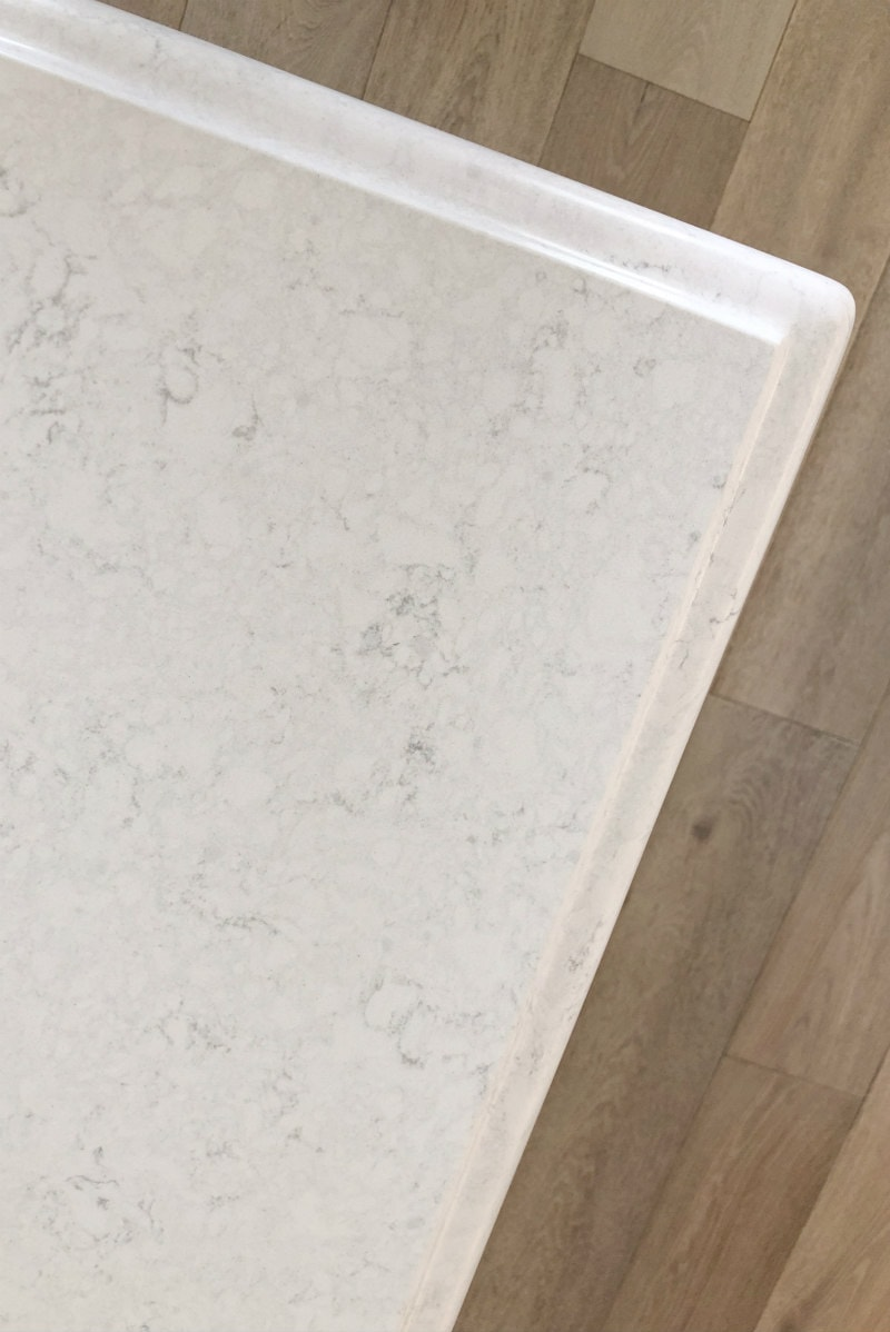 Quartz countertops from Cactus Stone and Tile