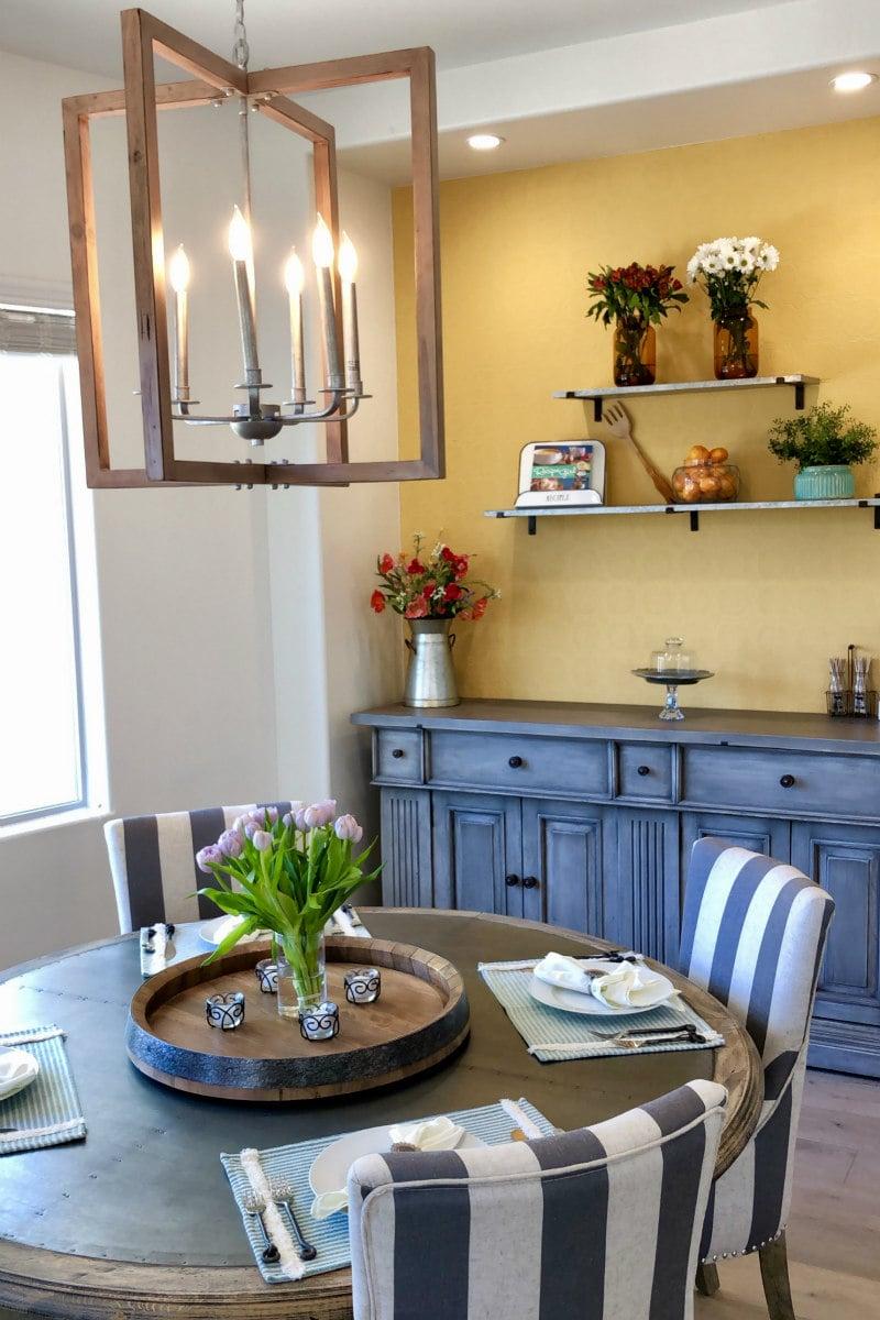 Kitchen Nook in Scottsdale Kitchen Remodel