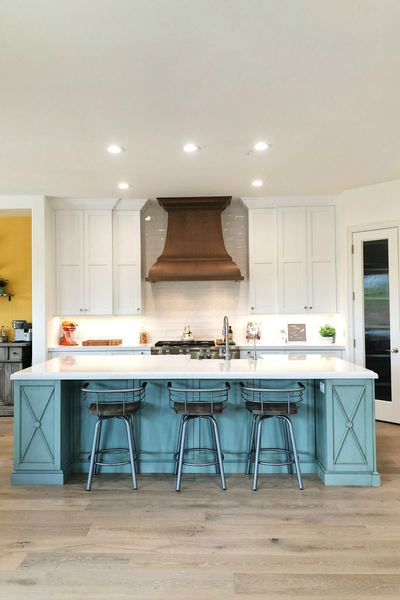 After photo in Scottsdale Kitchen Remodel