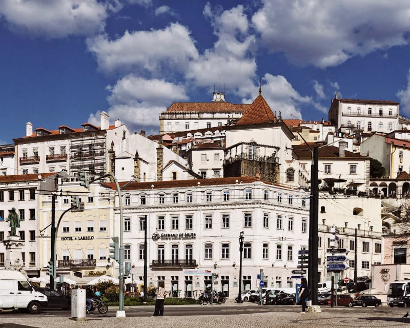 City of Coimbra, Portugal