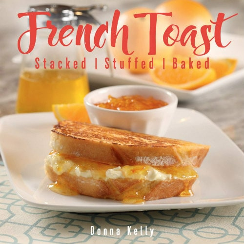 French Toast cookbook cover