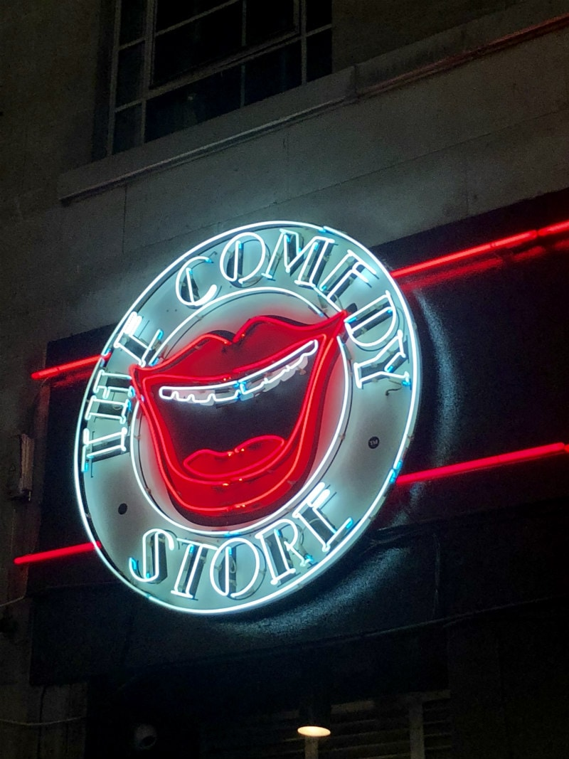 The Comedy Store: London