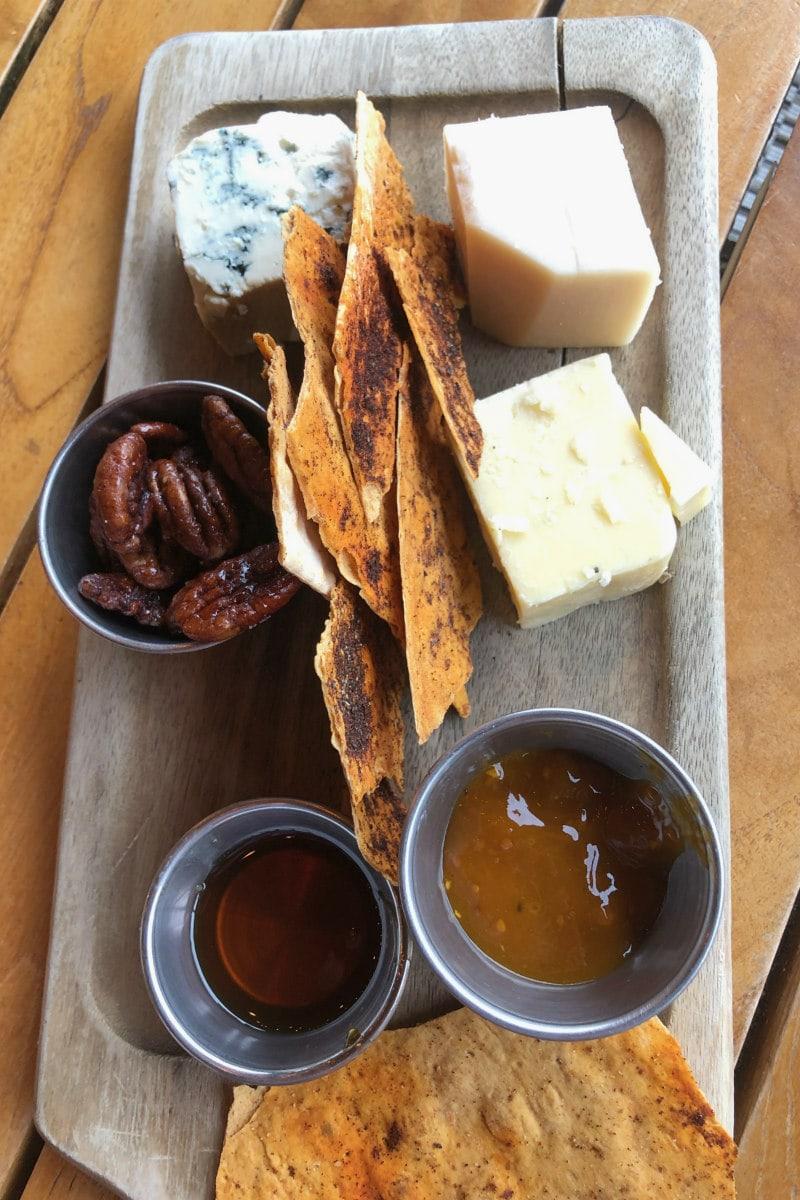 Omni Grove Park Inn Cheese Board