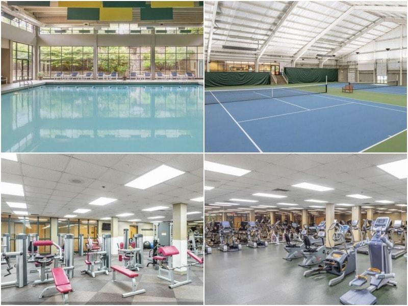 Omni Grove Park Inn Sports Complex