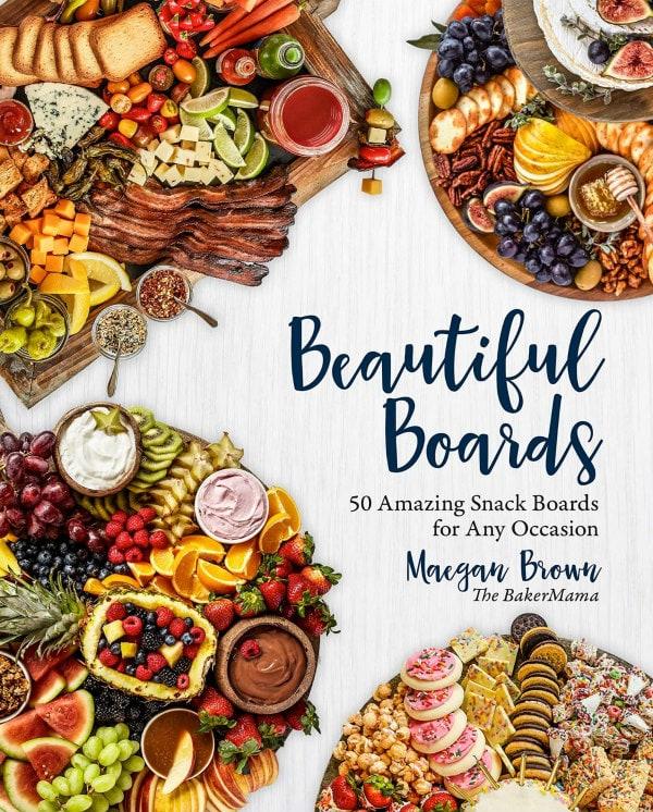 Beautiful Boards cookbook cover
