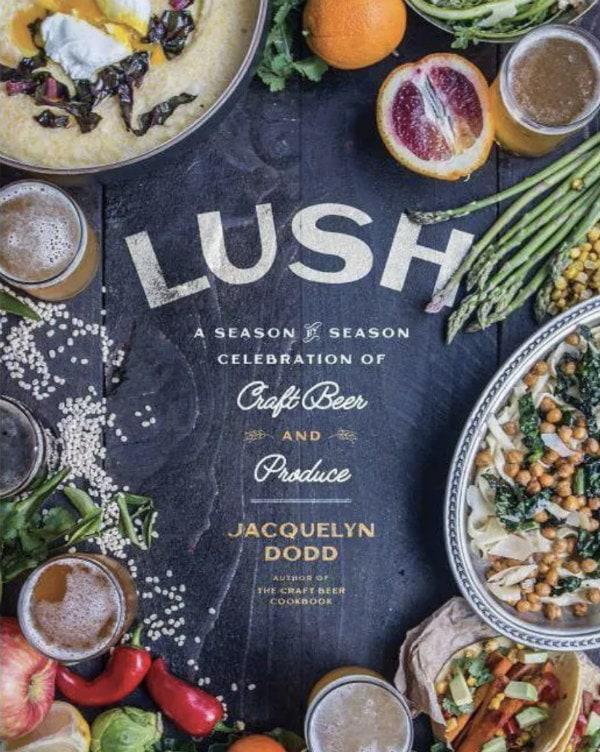 Lush cookbook cover