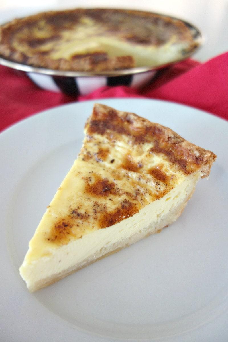 Slice of Custard Pie