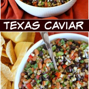 pinterest image for texas caviar
