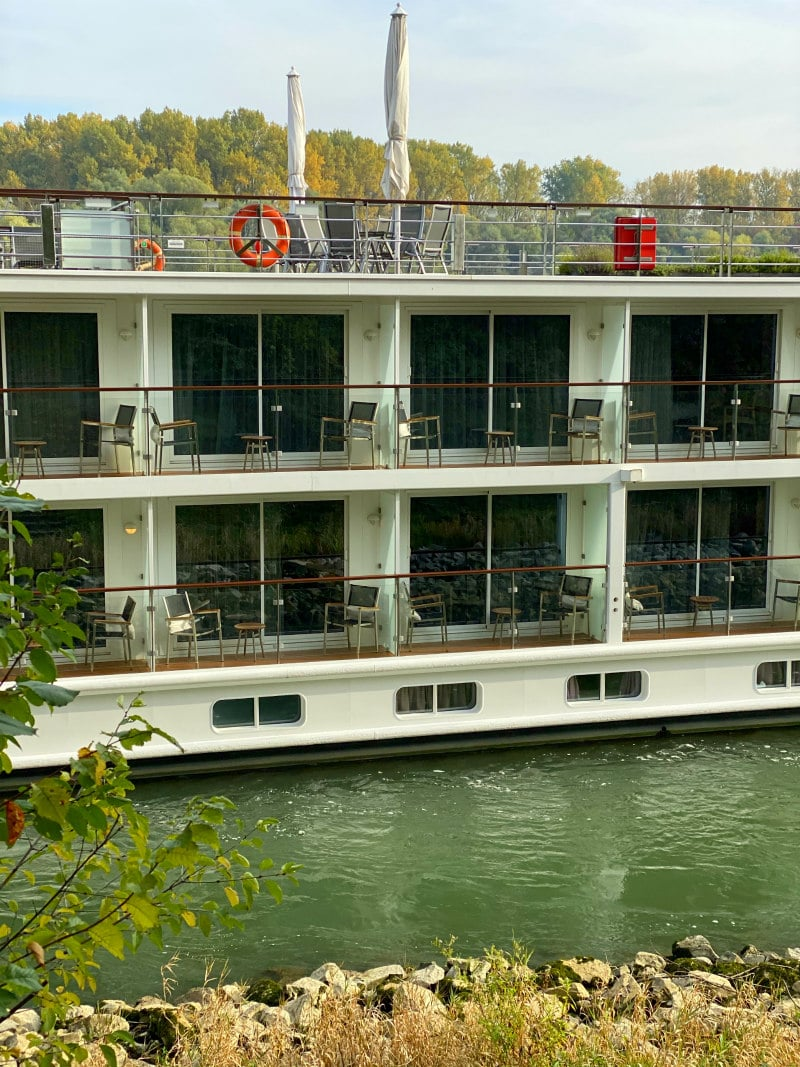 staterooms view on viking river cruise