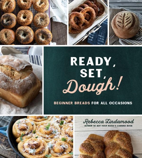 Ready, Set, Dough! cookbook image
