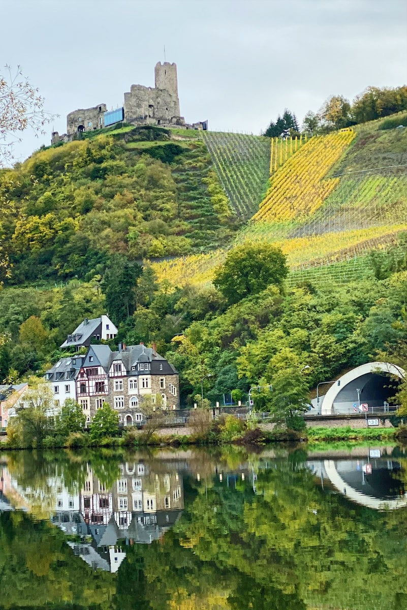 Castles and countryside in Germany