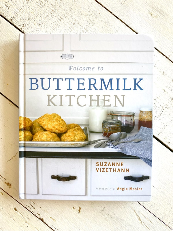 cover of Buttermilk Kitchen cookbook