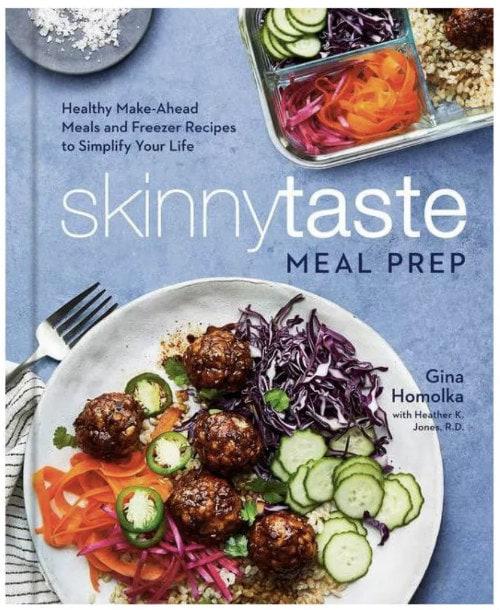 Skinnytaste Meal Prep cookbook cover
